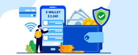 What Are The Advantages Of Using An E-Wallet on Olymp Trade